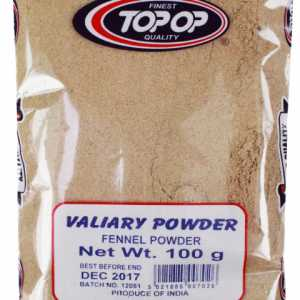 Valiary (Fennel) Powder 100g (Top Op)