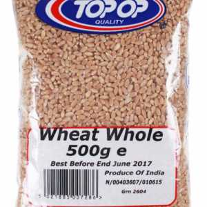 Wheat Whole 500g (Top Op)