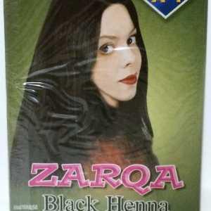 Zarqa Mehndi Black 100gx10