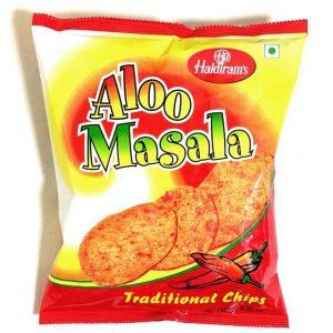 Aloo Chips Masala 150g Haldiram