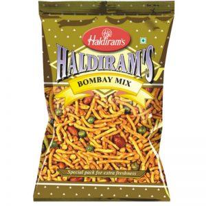 Bombay Mix Namkeen 200g Haldiram