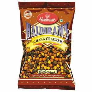 Chana Cracker Namkeen 200g Haldirams