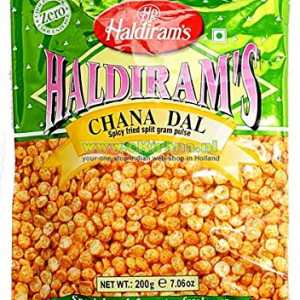 Chana Dal Namkeen 200g Haldirams