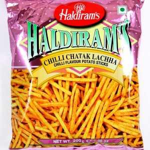 Chilli Chatak Lachha 200g Haldirams