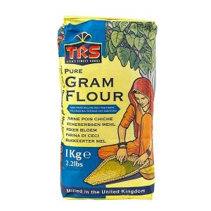 TRS Gram Mehl 2kg (Besan)