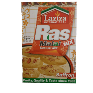 Laziza Ras Malai MixSaffron 75g