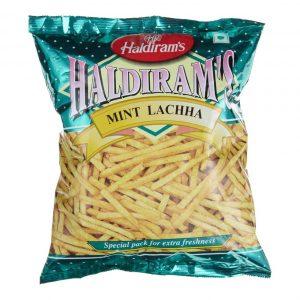 Mint Laccha 200g Haldiram