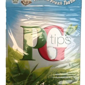 PG Tips 240 Pyramid Schwarz Teebeutel