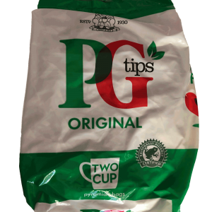 PG Tips Original 300 Pyramid Schwarz Teebeutel