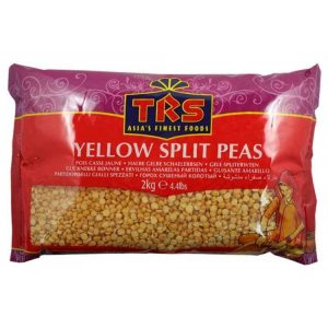 Peas Yellow Split 2Kg TRS (Chana Daal)