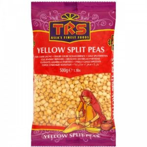 Peas Yellow Split 500g TRS (Chana Daal)