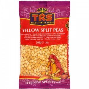Peas Yellow Split 500g TRS (Chana Daal)