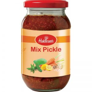 Pickle Mix 1kg Haldiram