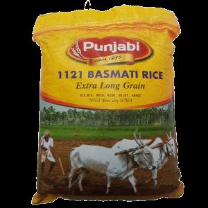 Punjabi Basmati Rice Extra Long 10kg