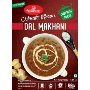 Ready to Eat Dalmakhni 300g Haldiram