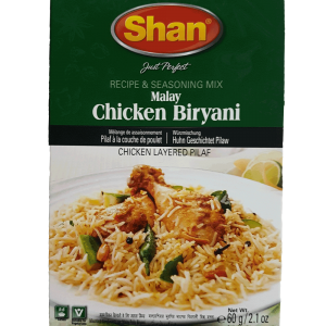 Shaan Malay Chicken Biryani 60g