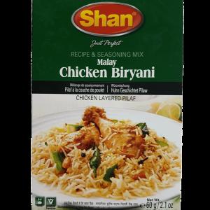 Shaan Malay Chicken Biryani 60g