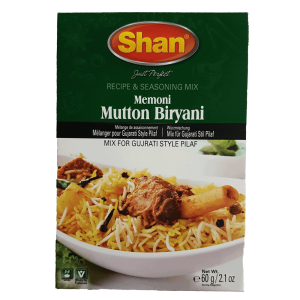 Shaan Memoni Mutton Biryani 60g