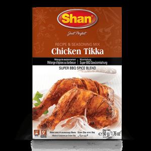 Chicken Tikka 50g Shan