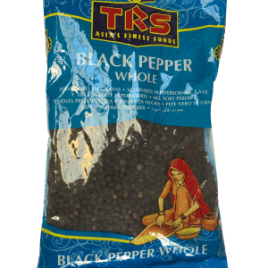 Black Pepper Whole 400g TRS