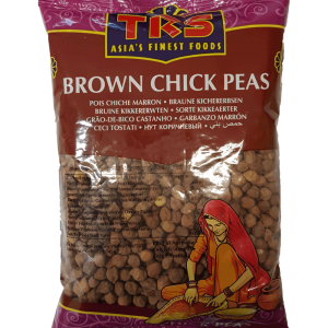 TRS Brown Chick Peas 2kg (Kala Chana)