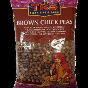 TRS Brown Chick Peas 2kg (Kala Chana)
