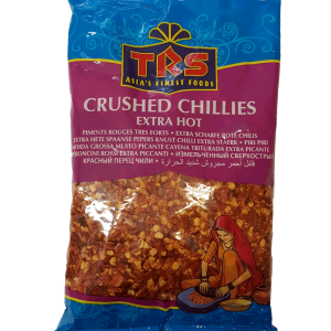 TRS Crushed Chillies 250g