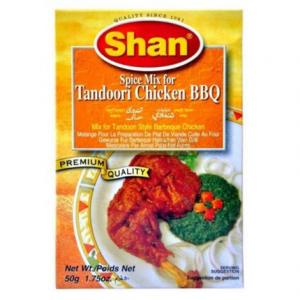 Tandoori Chicken BBQ Masala Shan 50g