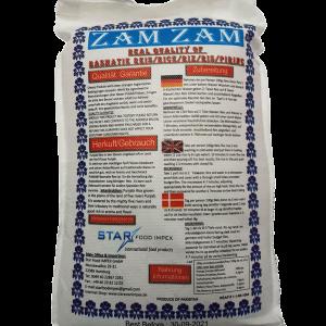 Zam Zam Long Basmati Reis 10kg