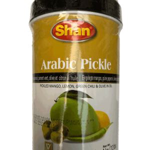 Shan Arabic Pickle 1Kg
