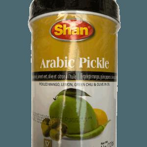 Shan Arabic Pickle 1Kg