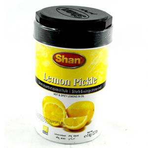 Lemon Pickle 1Kg Shan
