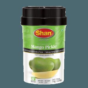Mango Pickle 1kg Shan