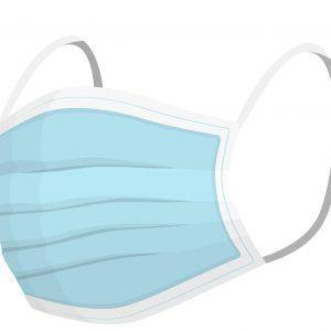 Mundschutzmasken 50er Packung